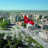Osmaniye Belediyesi Devlet Bahçeli Meydanı 2