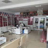 Çınaray Grup Şirket Binası Showroom 6