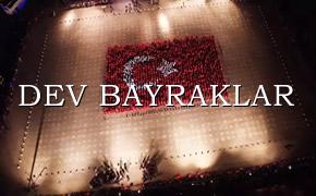 Dev Türk Bayrağı İmalatı Ankara